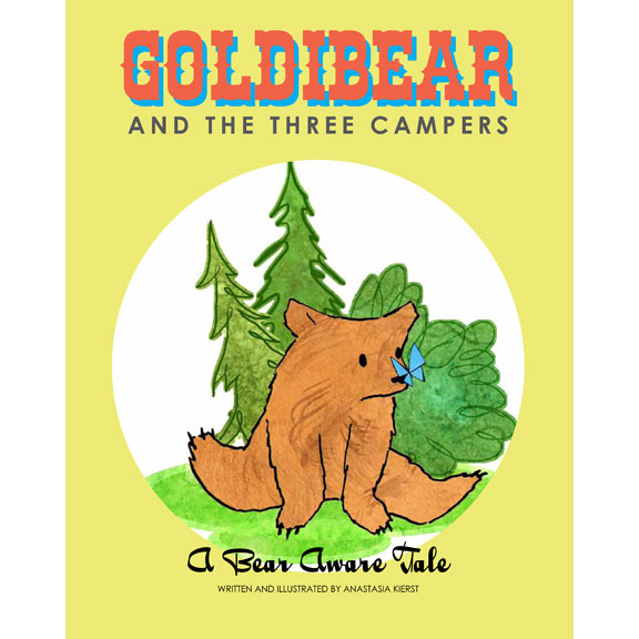 Goldibear and the Three Campers