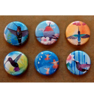 Hummingbird Collection of 6 designs