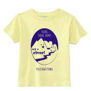 banana toddler shirt - Don't Cry a River