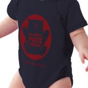 black baby bodysuit - Poke the Bear