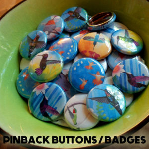 Pinback Buttons / Badges