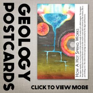 Geology Postcards
