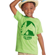 toddler shirt happy camper
