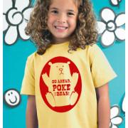 Poke the bear toddler shirt