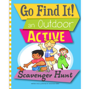 active kids outdoors